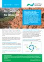 Responding to Drought, GWP Briefing Note