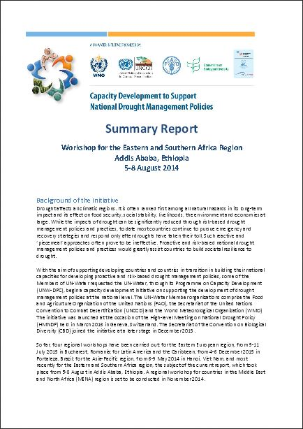 Summary report_Eastern Europe